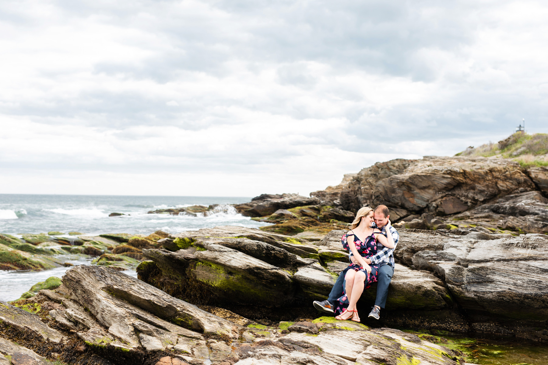 Newport Engagement by Monika Normand Photography