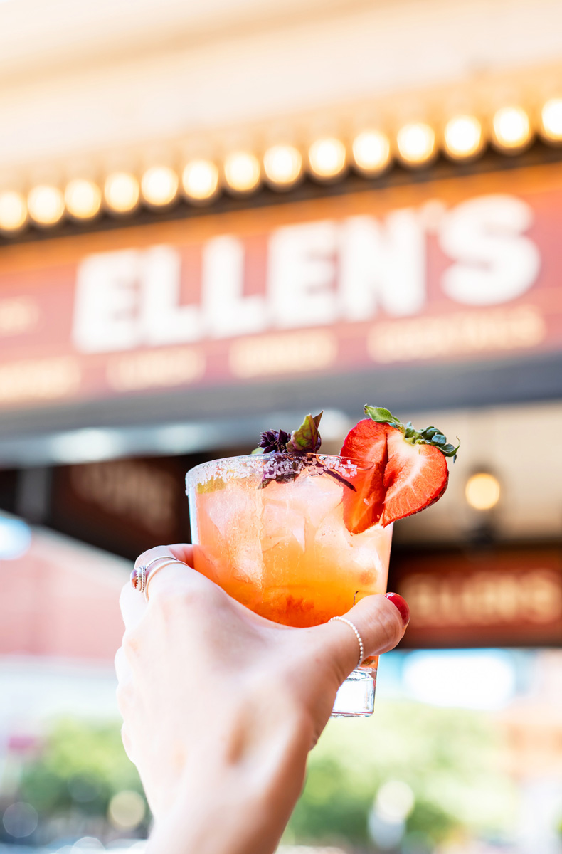 Ellen's Dallas Cocktails