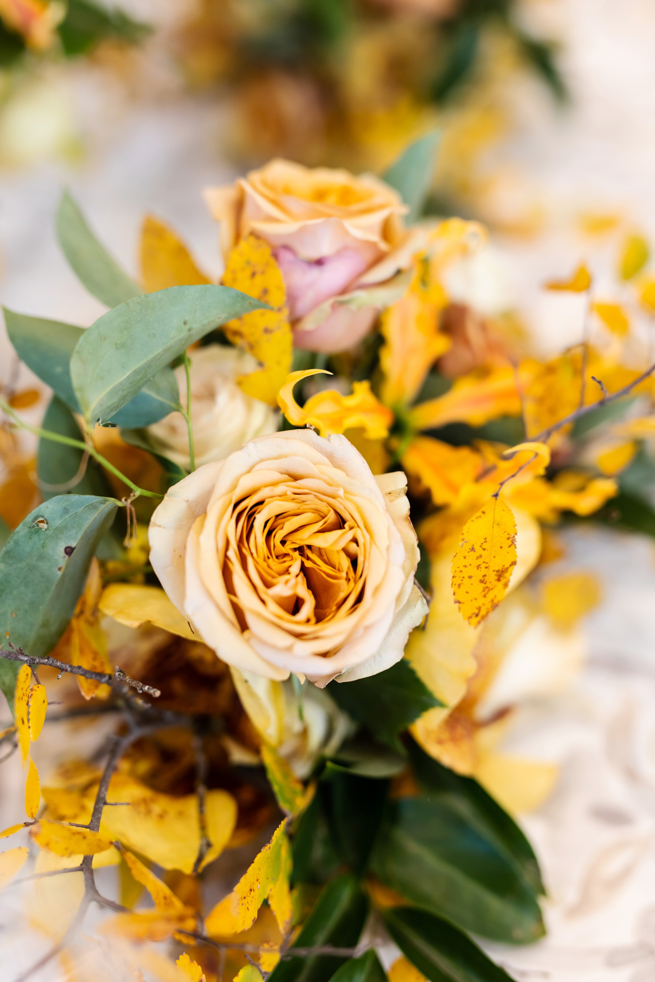 Mustard Yellow Wedding Palette