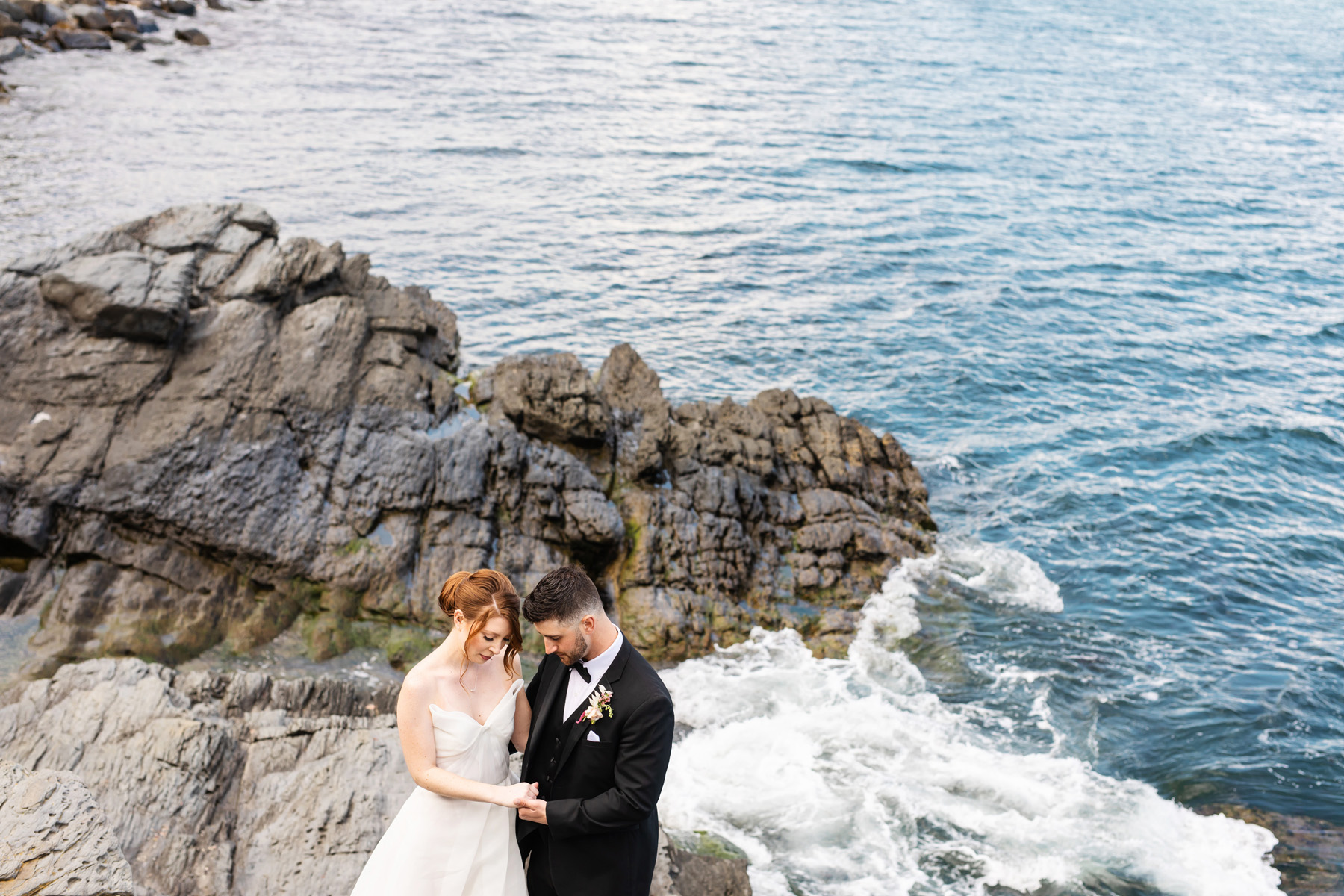 Newport Rhode Island Wedding by Monika Normand Photography