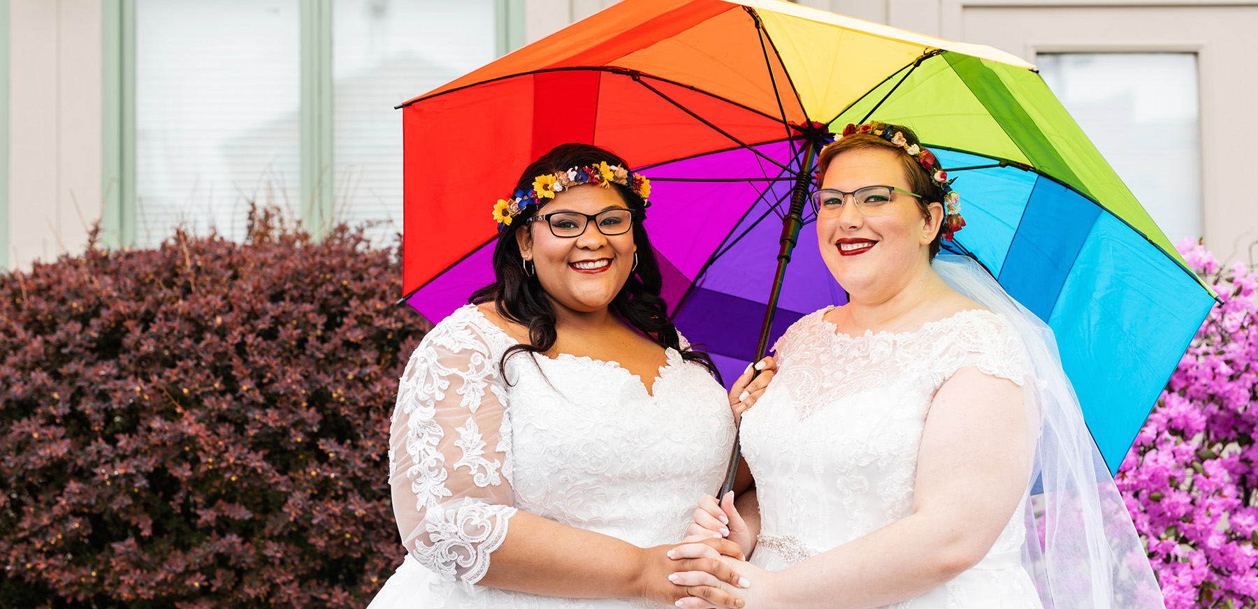 2019 Pride Parade Wedding