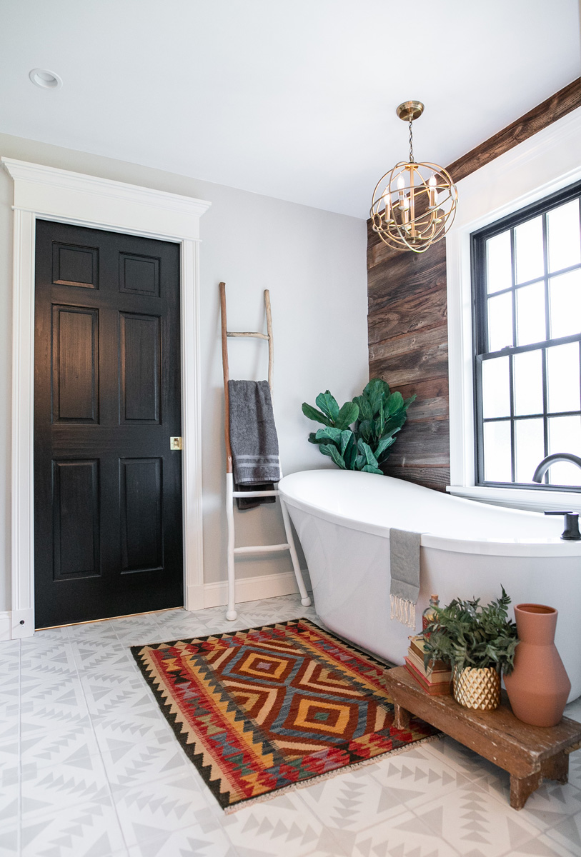 Reclaimed Remodeling Bathroom Renovation