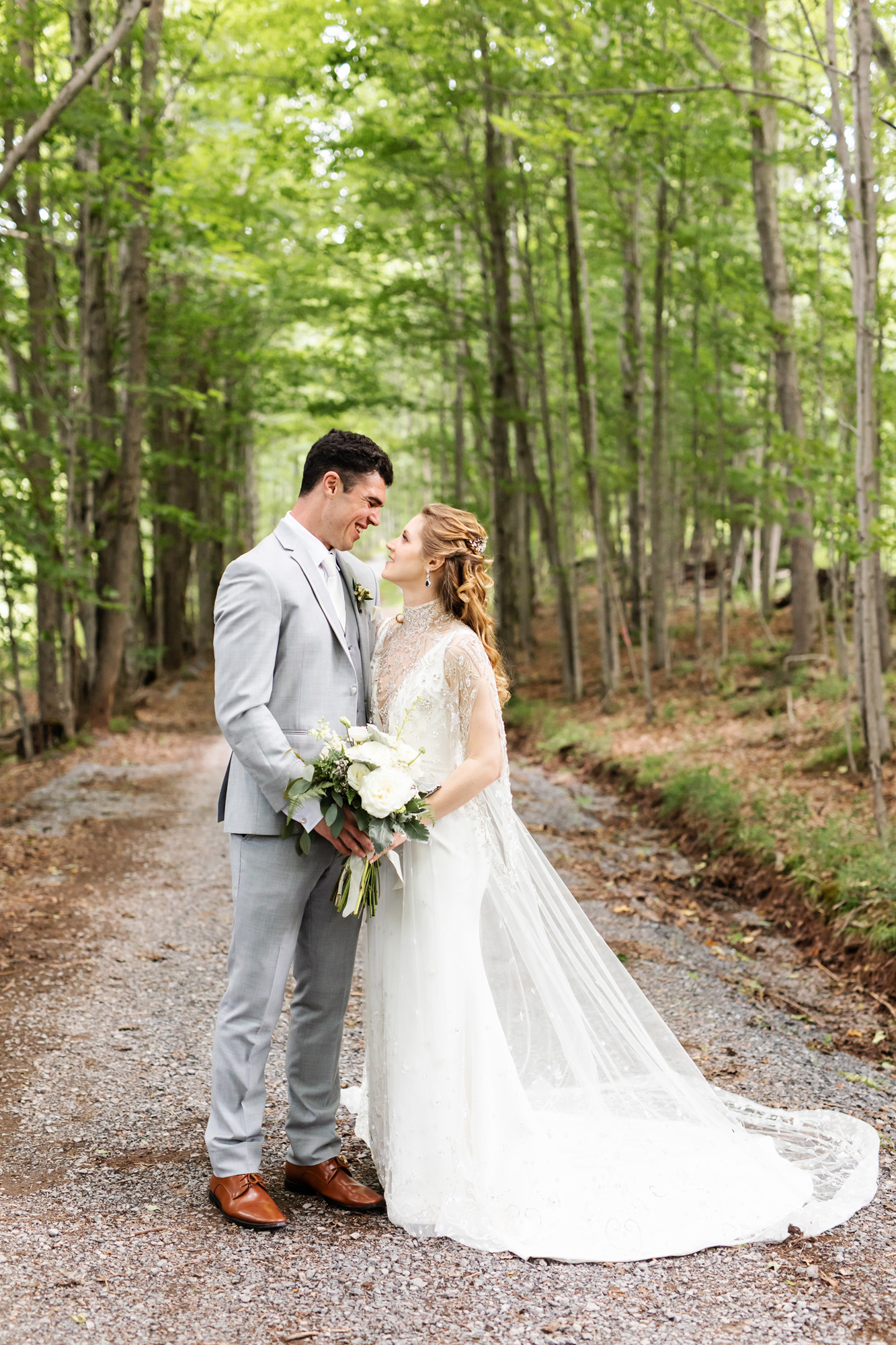 New York Woods Wedding