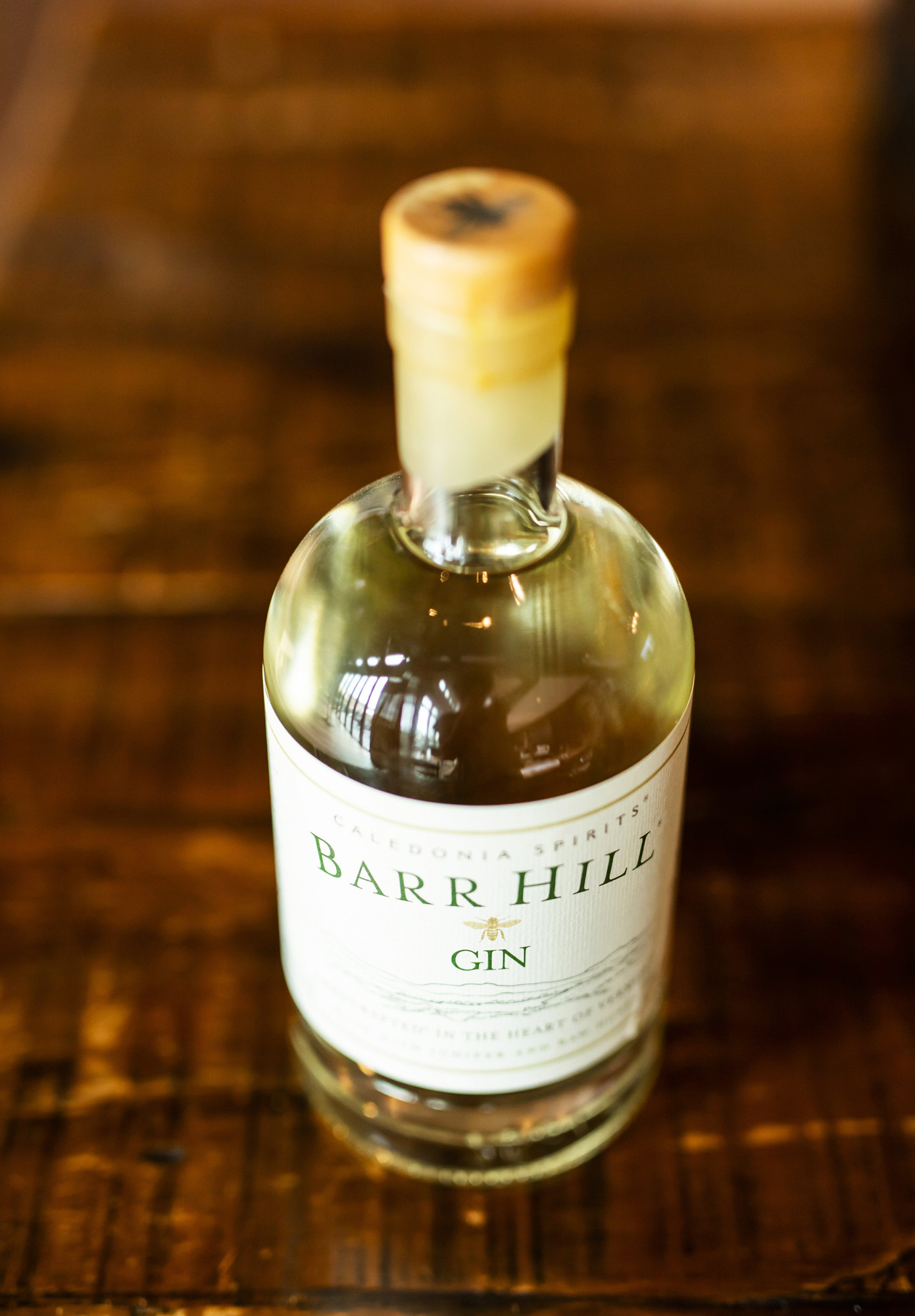 Barr Hill Gin Branding Monika Normand Photography