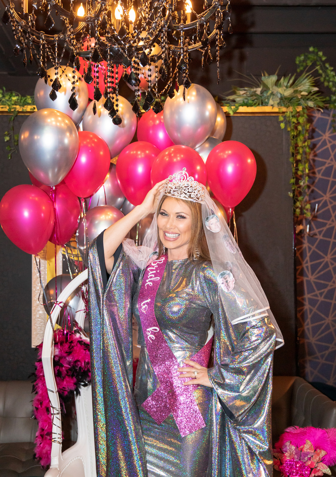 LeeAnne Locken Bachelorette Party Monika Normand Photography