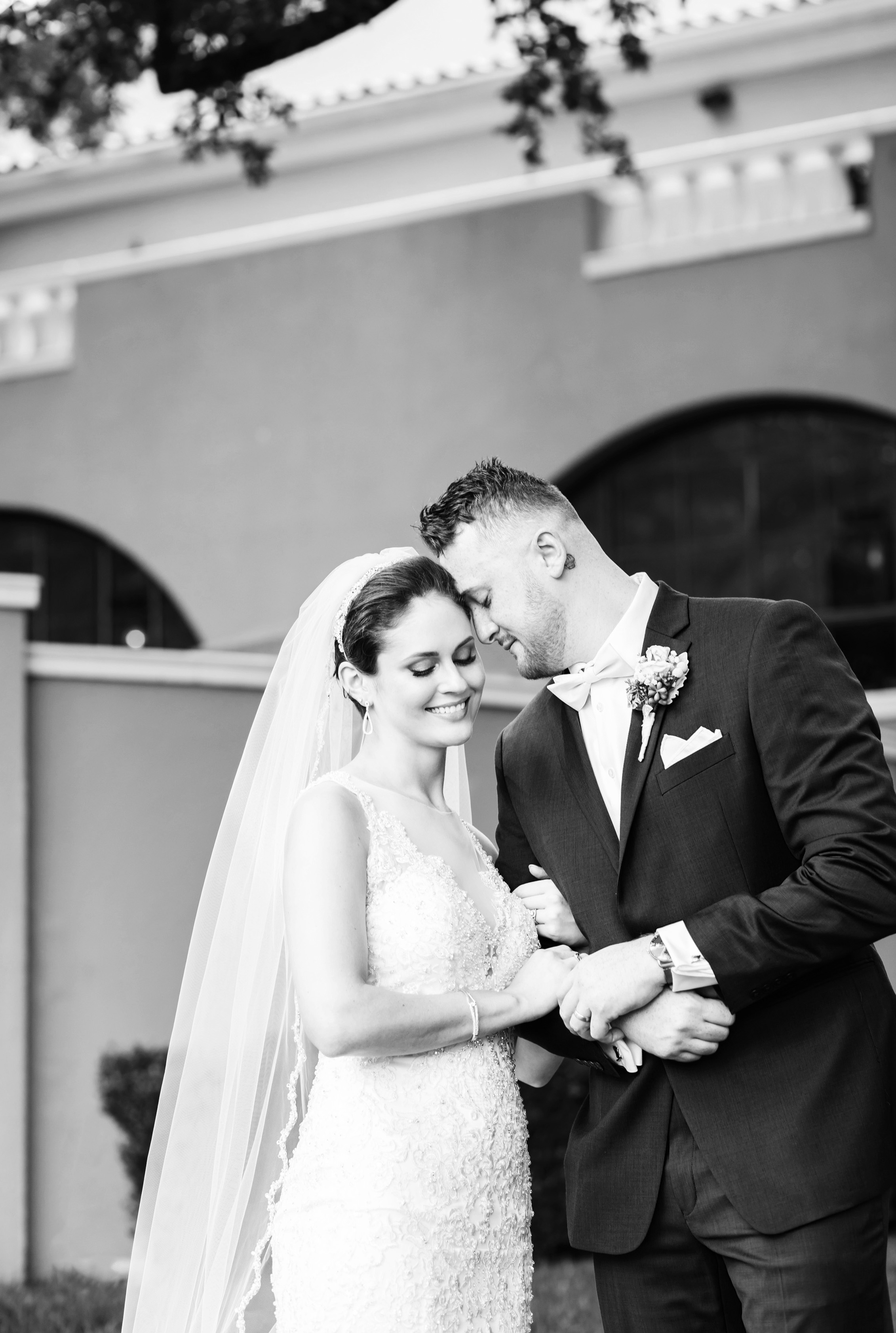 Rosewood Mansion Dallas Wedding