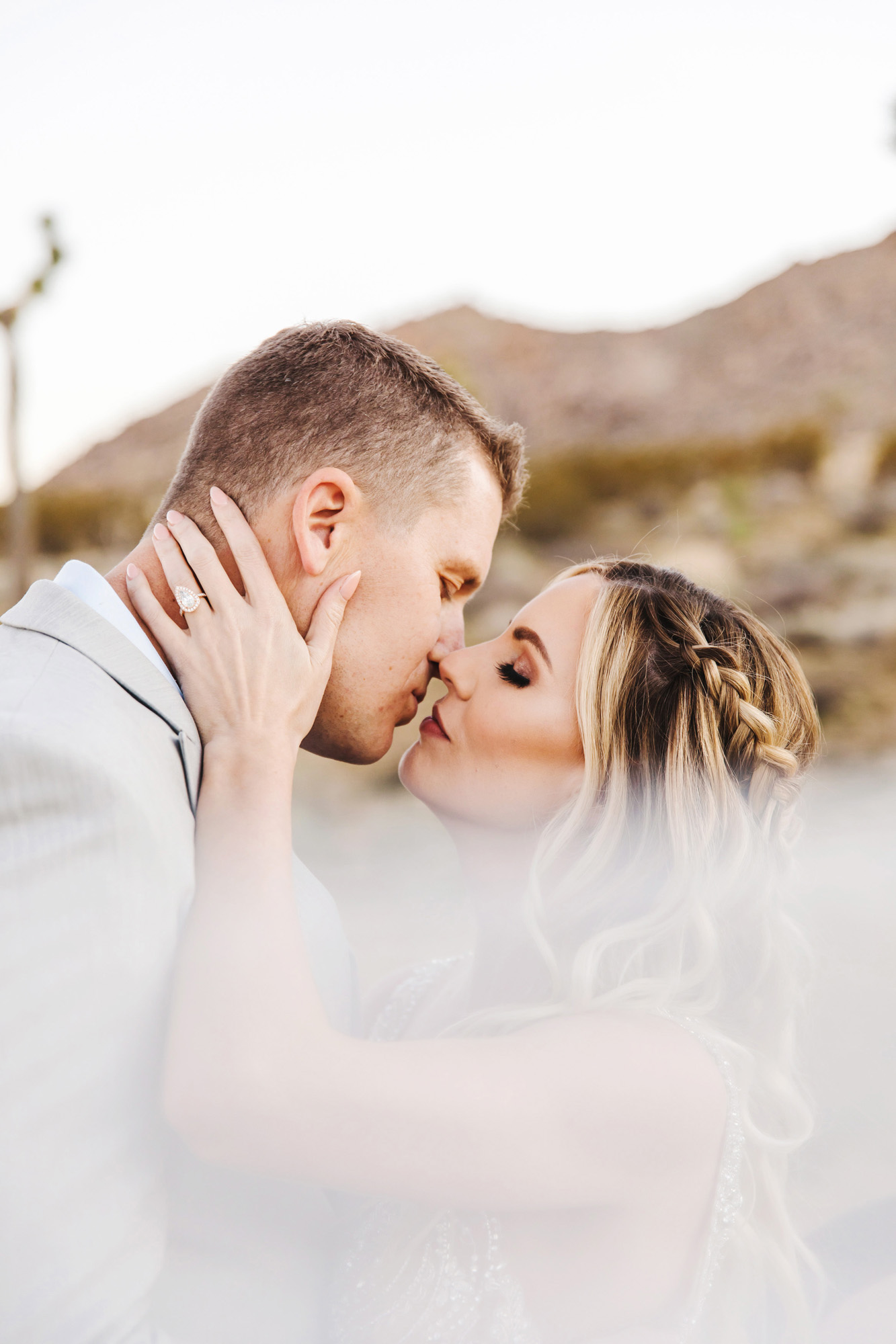 Joshua Tree Elopement Monika Normand Photography