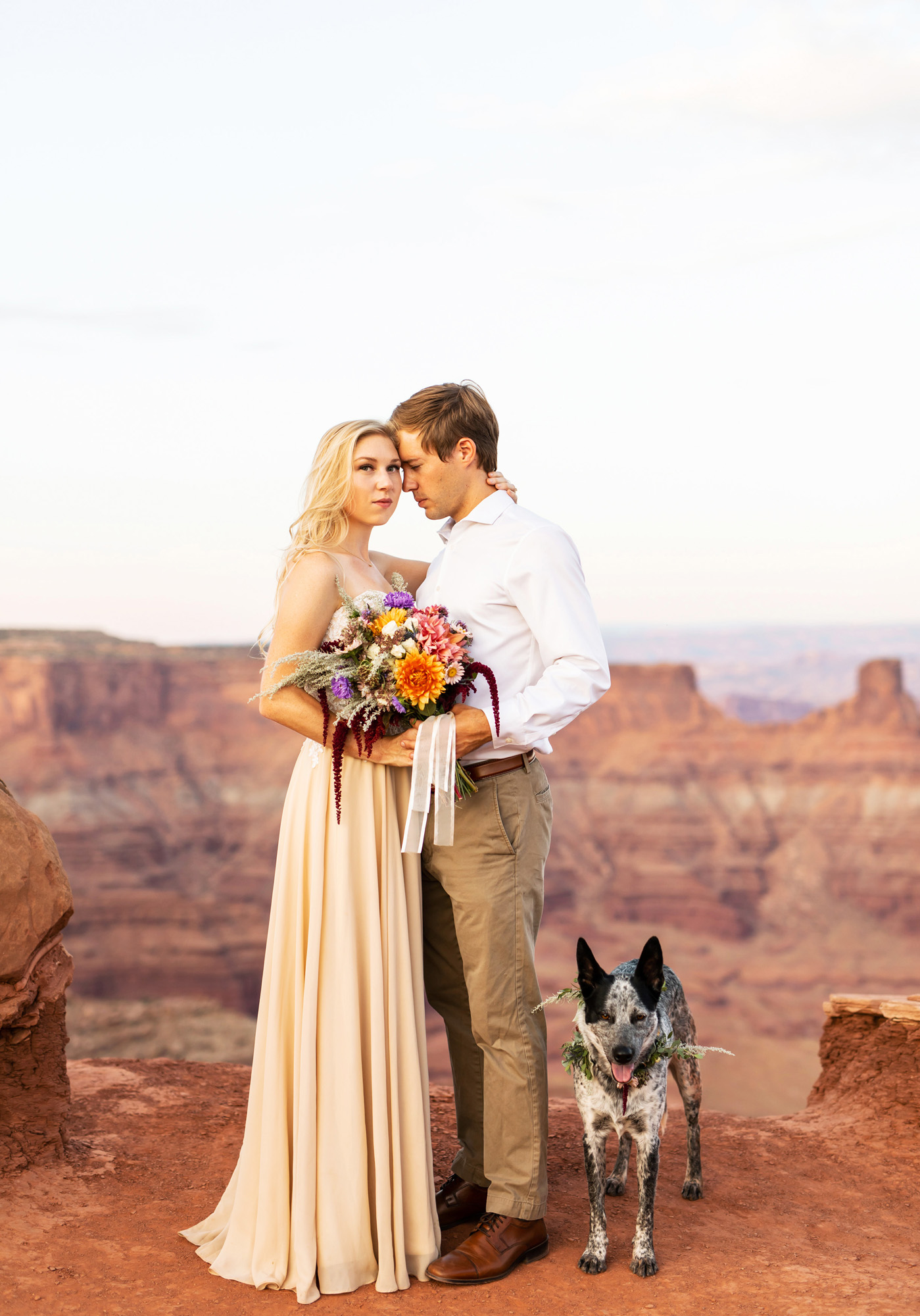 Moab Utah Elopement Monika Normand Photography