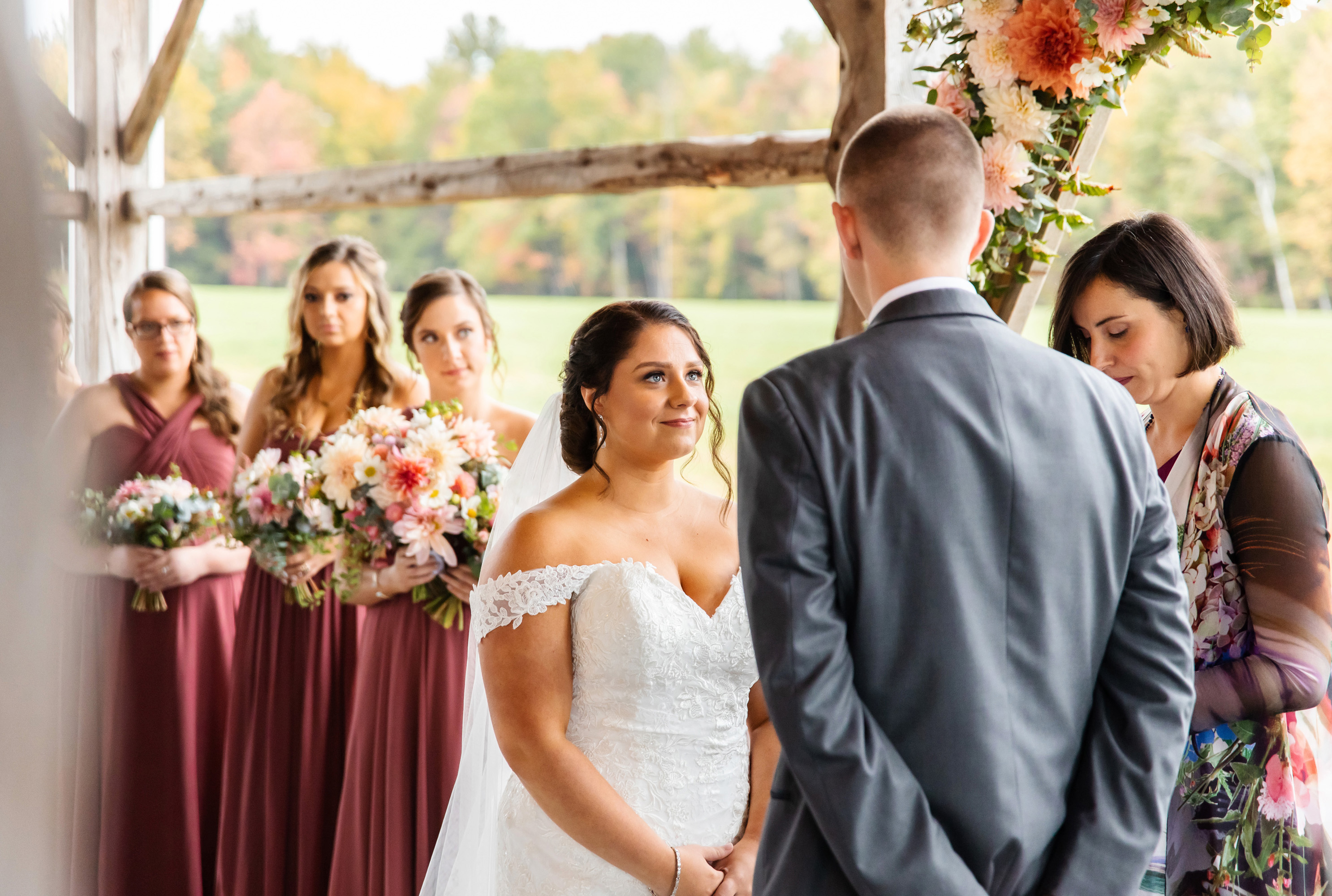 Valley View Farm Wedding Monika Normand Photography