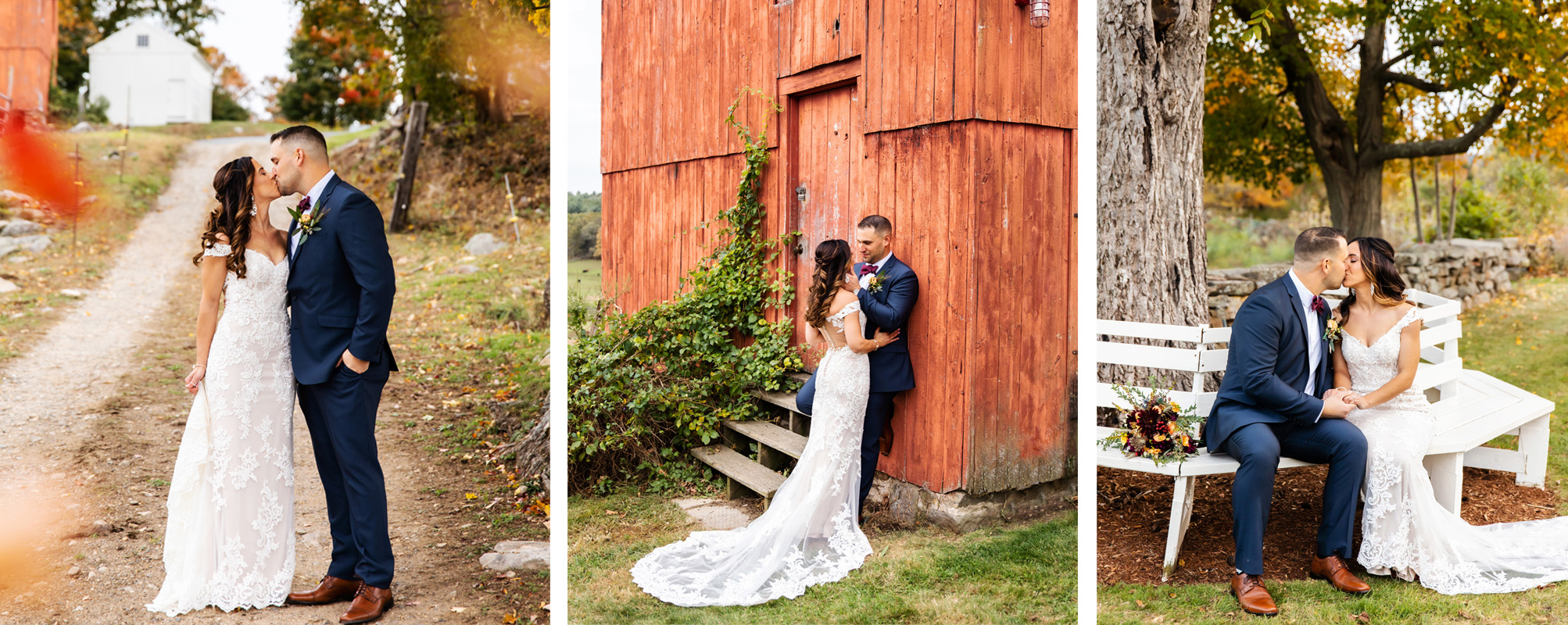 4 Reasons Why Salem Cross Inn is the Perfect New England Wedding Venue