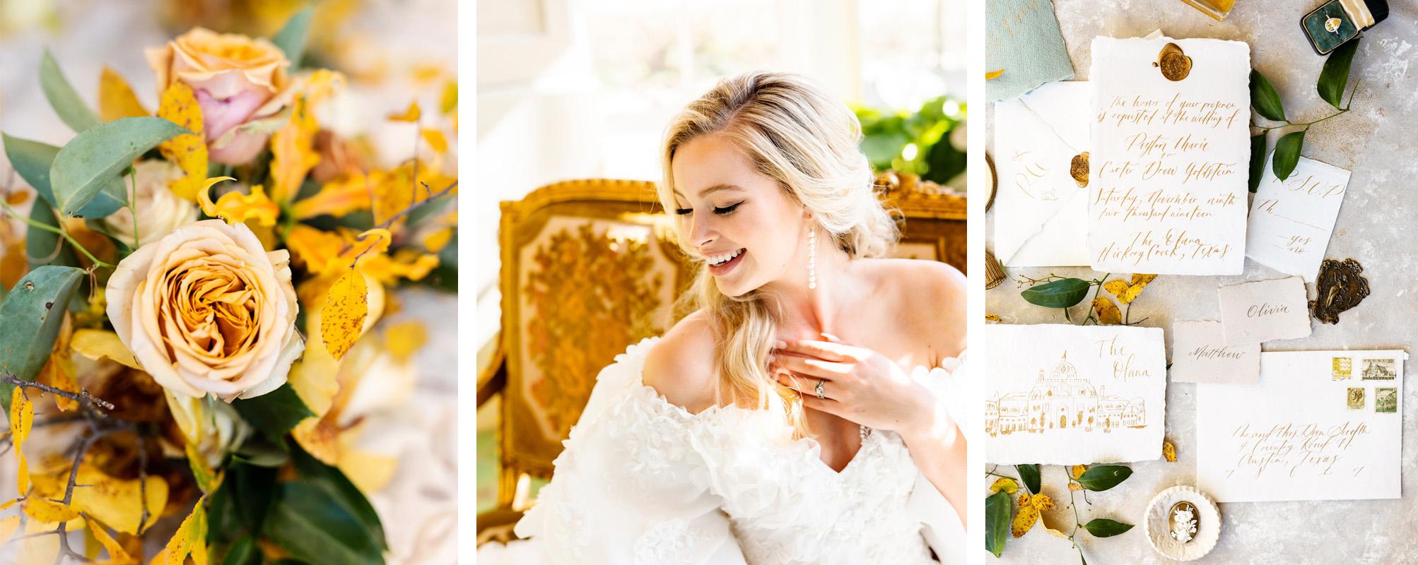 Yellow Wedding Palette
