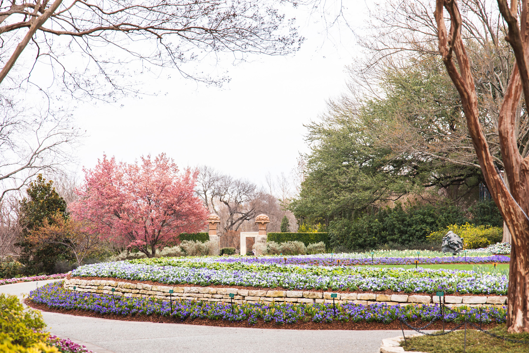 Dallas Arboretum - Monika Normand Photography
