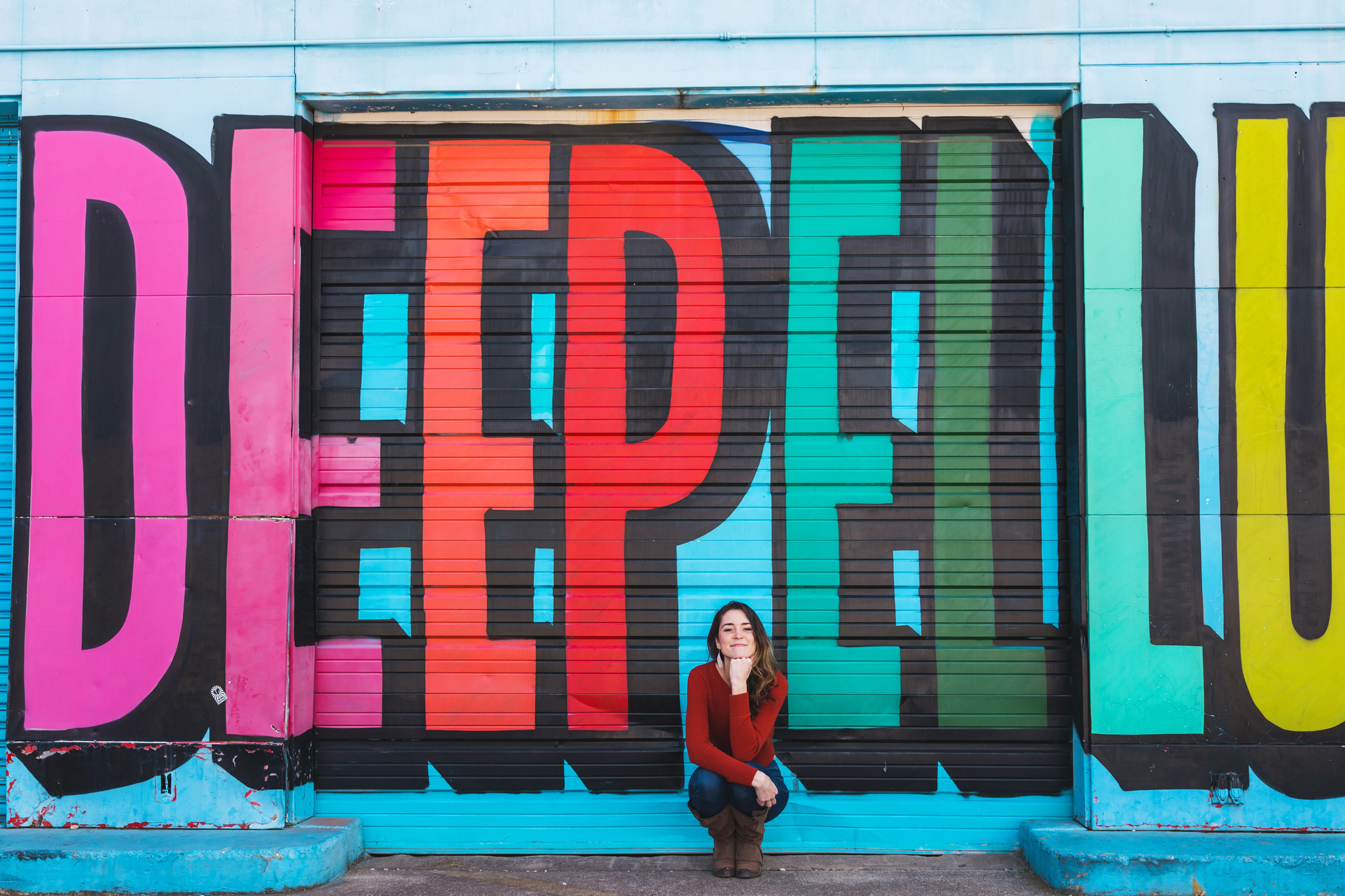 Deep Ellum Dallas -Monika Normand Photography