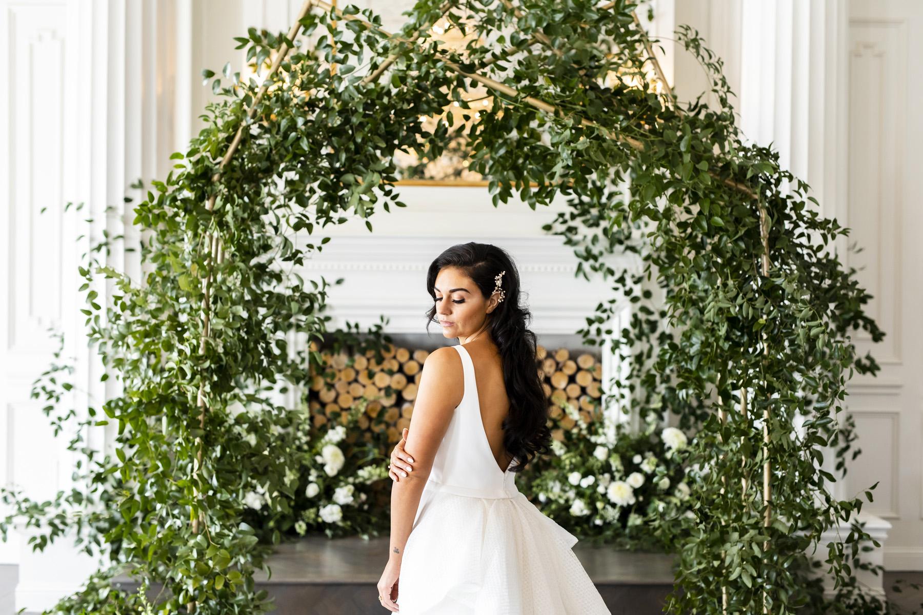 The Mason Dallas Emerald Green Monika Normand Photography
