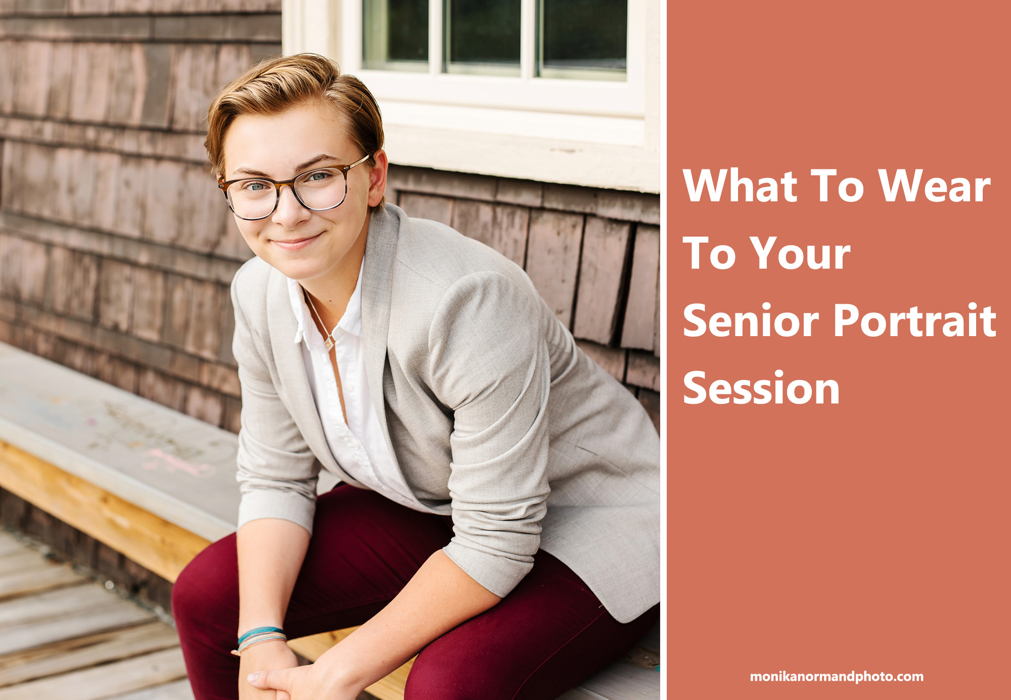 What to Wear to your Senior Portrait Session